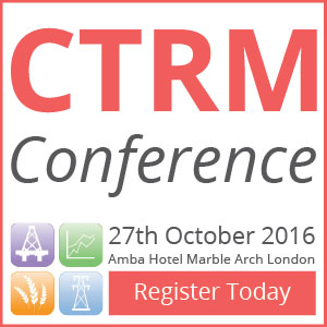 CTRM Conference ETRM Conference 2016