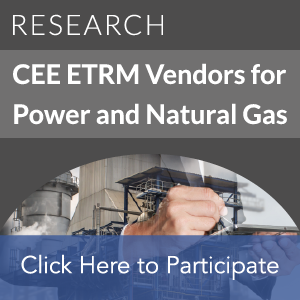 Research into CEE ETRM Vendors for Power and Natural Gas