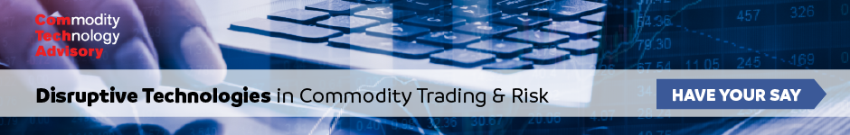 Disruptive Technologies in Commodity Trading & Risk