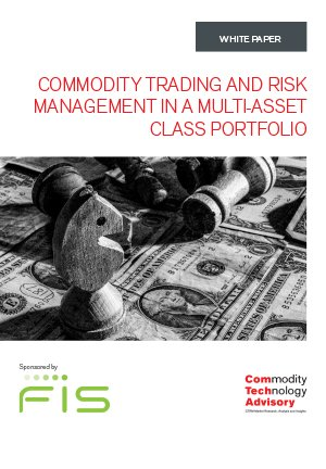 Commodity Trading and Risk Management in a Multi-asset Class Portfolio